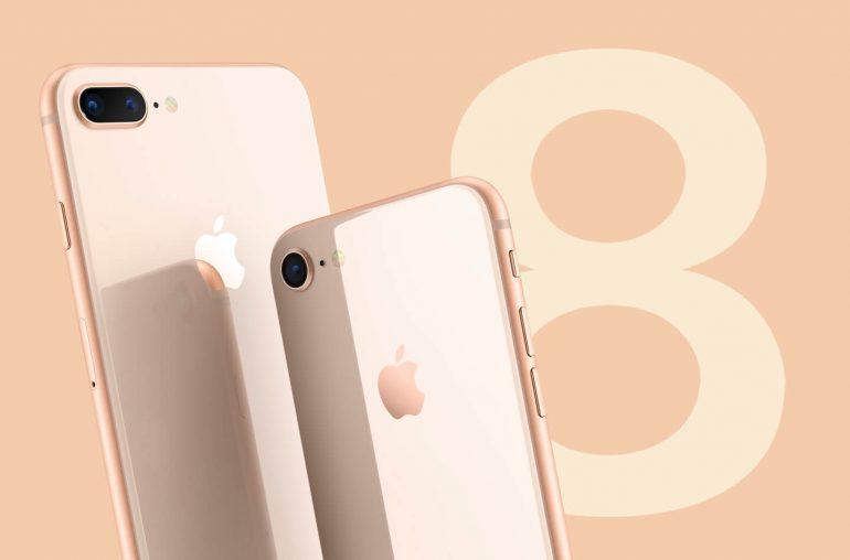 Apple iPhone 8 smartphone